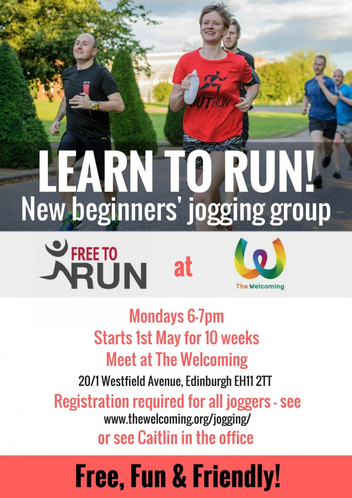 Learn to Run poster