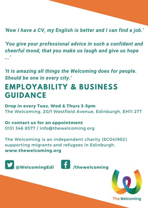 Employability flyer